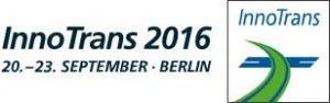 Logo Innotrans 2016