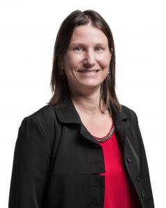 Lucie Brasset Senior VP Human Resources