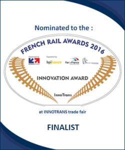fench rail award innotrans vision systems