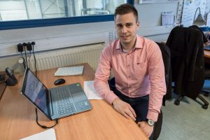 Jonathan Ferrand, Project Manager, Aeronautic