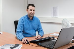 Patrick Vassé, Production and Process Engineering Manager, Land and Marine Transport