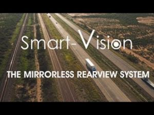 Smart-Vision camera monitoring system by Safety Tech